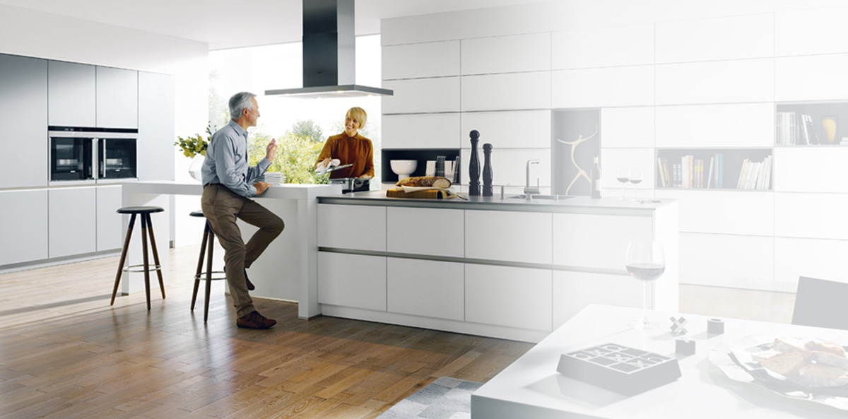Schuller kitchens and Next125 German kitchens