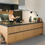Schuller Rocca F734 Wood Decor kitchen