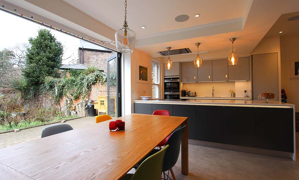 NX901 Schuller Kitchen Liverpool by German Kitchens NW