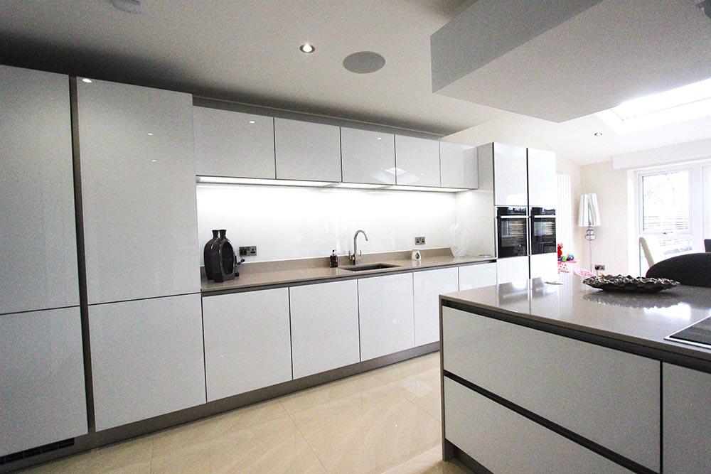 German Kitchen Design and Installation in Lowton, Lancashire