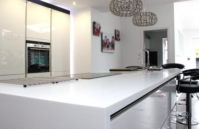 Schuller German Kitchen installation in Woolton Liverpool 3