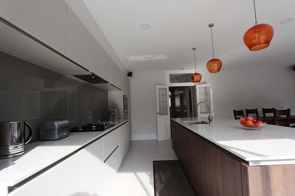 Schuller Kitchens - German Made - Schuller Biella Sand Grey