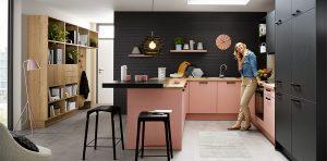 Biella L385 Pastel Rosé Satin