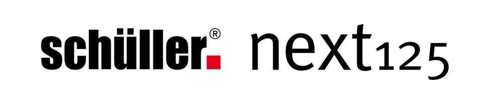 schuller next 125 kitchens logo