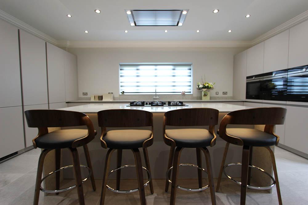 Schuller German Kitchen installation in Eccleston