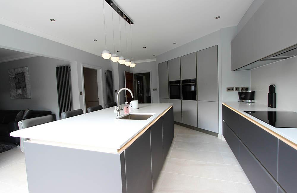 Next 125 Designer German Kitchen