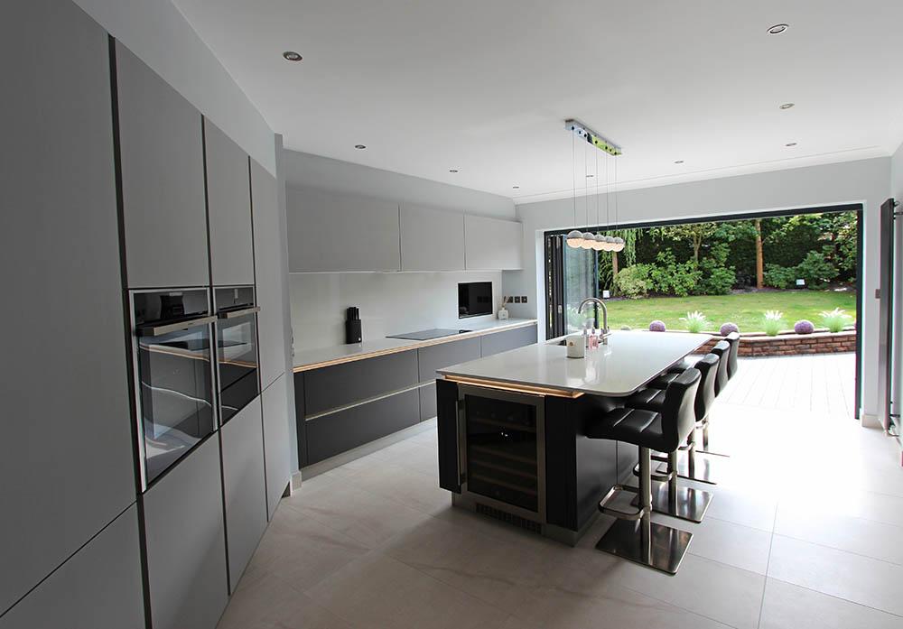 Next 125 Designer Kitchen Warrington