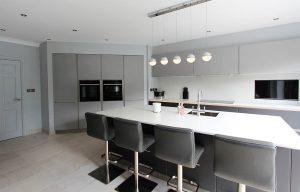 Next 125 Designer Kitchen in Warrington