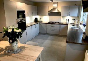Schuller K210 Sand Grey German kitchen Warrington
