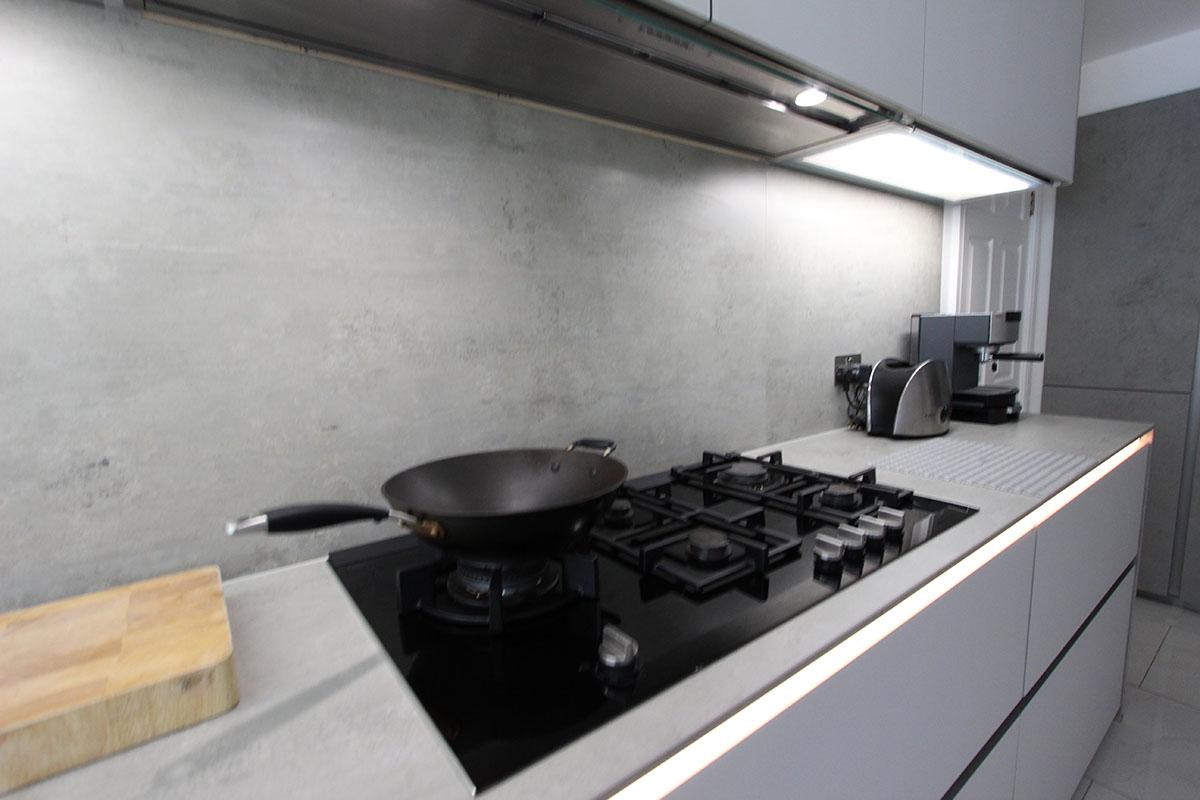 Schuller german kitchen hob