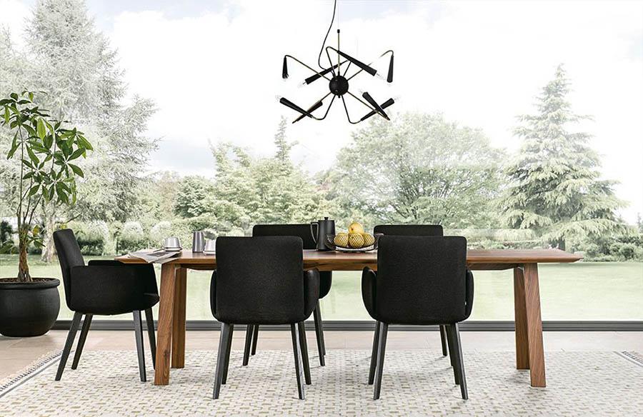 Next125 NX870 kitchen style -table