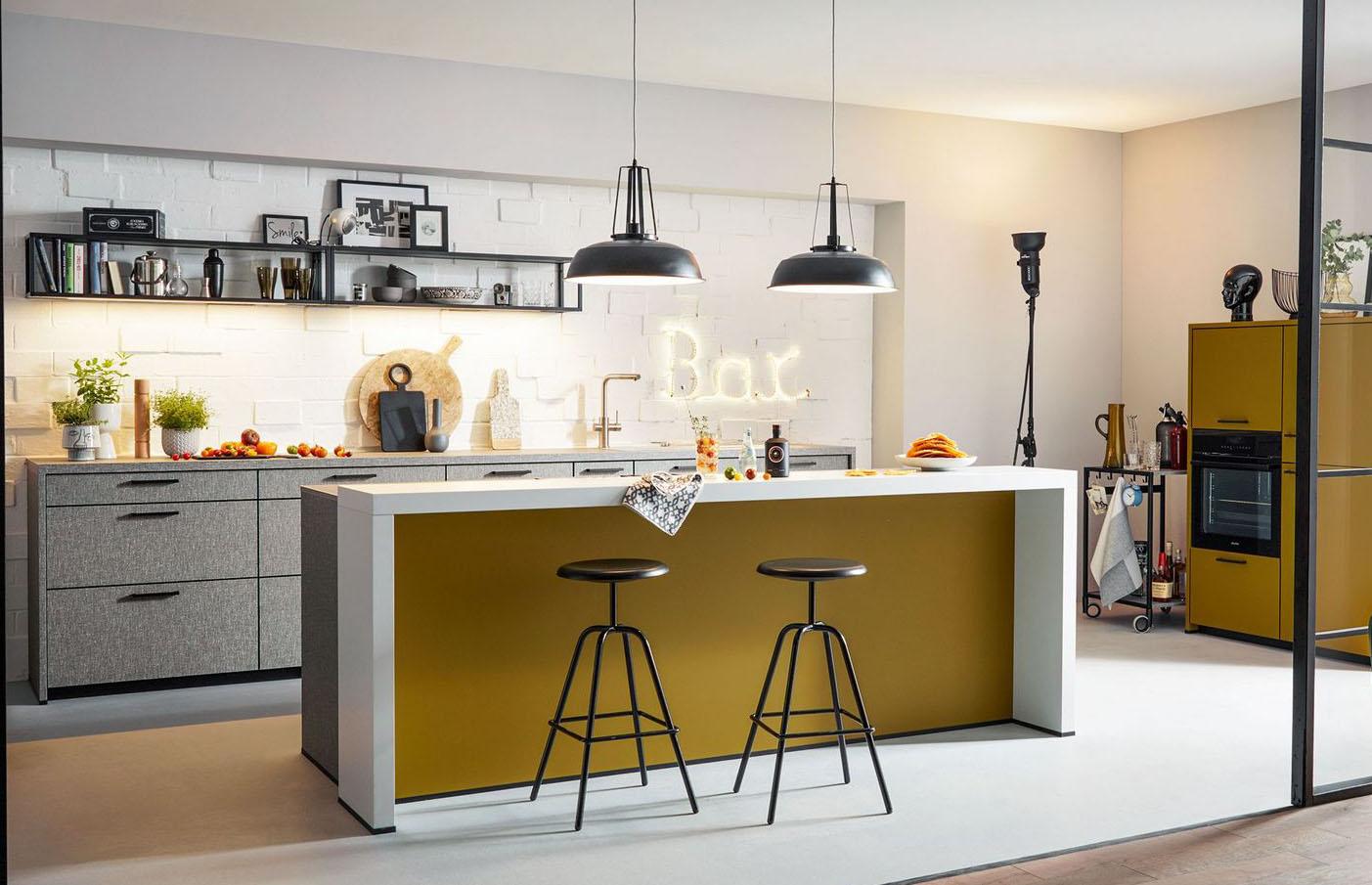 Schuller Alba German Kitchen in Torino Grey