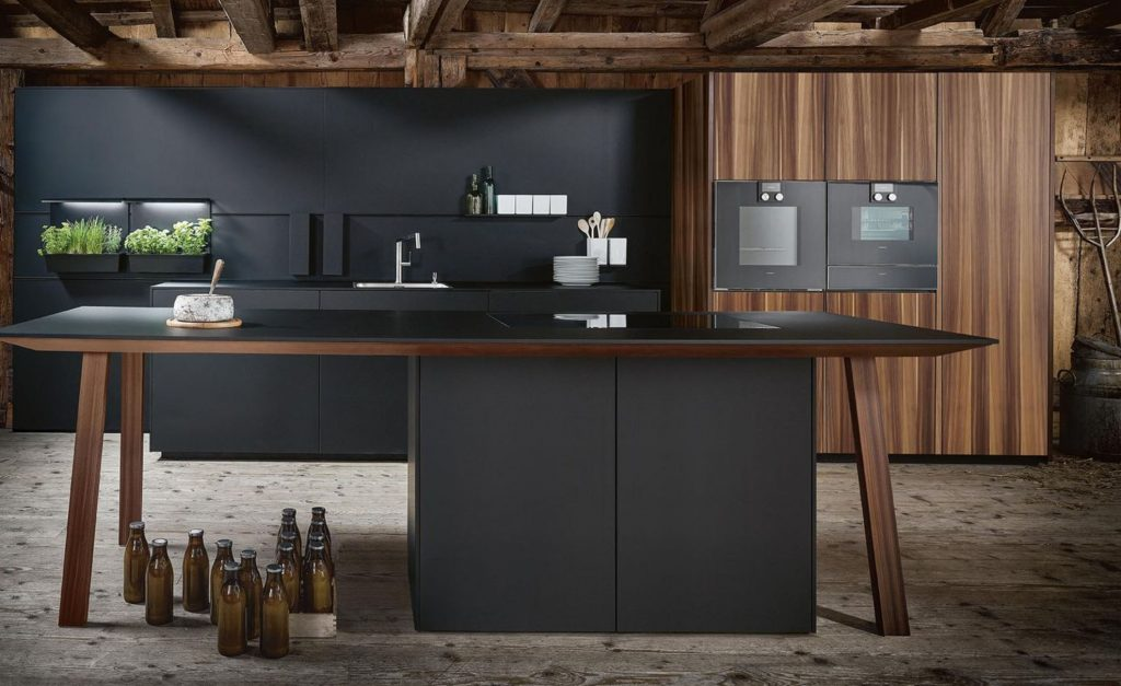Next 125 Kitchens - NX 650 in Larch Smoked