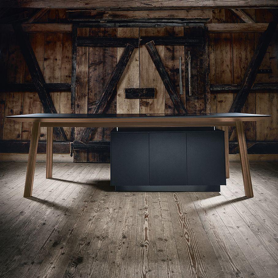 Next125 Fenix Onyx Black Kitchen