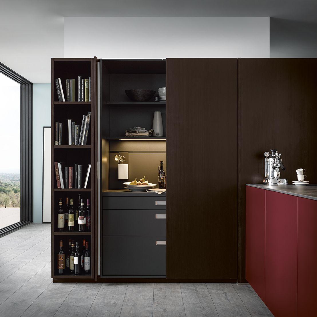 Next125 Kitchens -  NX640 Elegant oak Tobacco