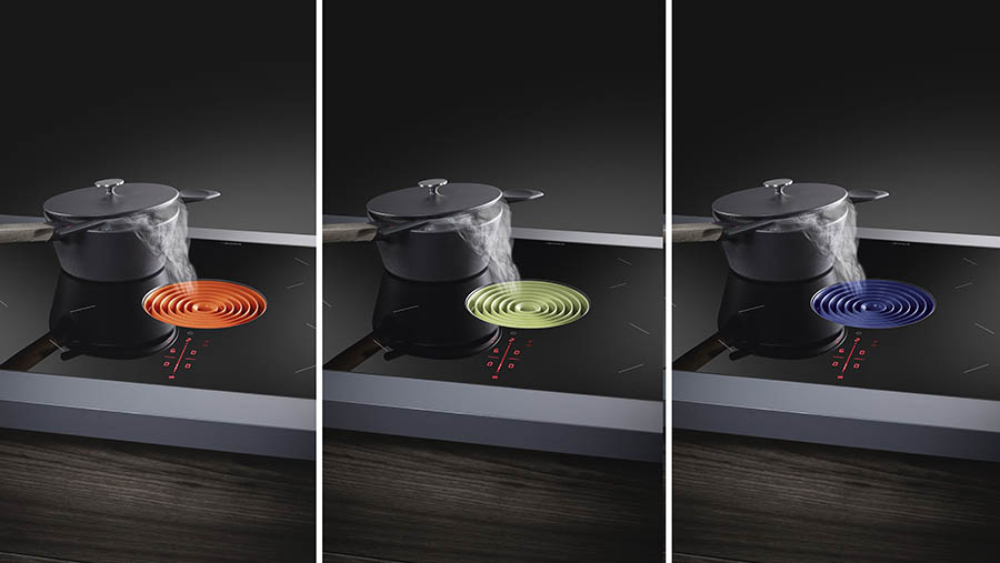 Bora Pure Hob and Extraction with Schuller