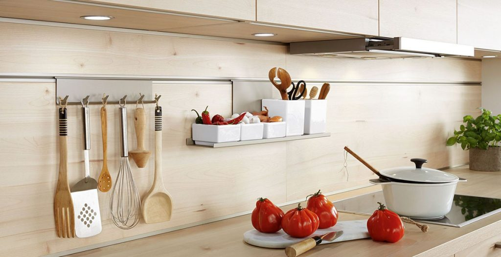 Lima K855 Norway Maple  Kitchen