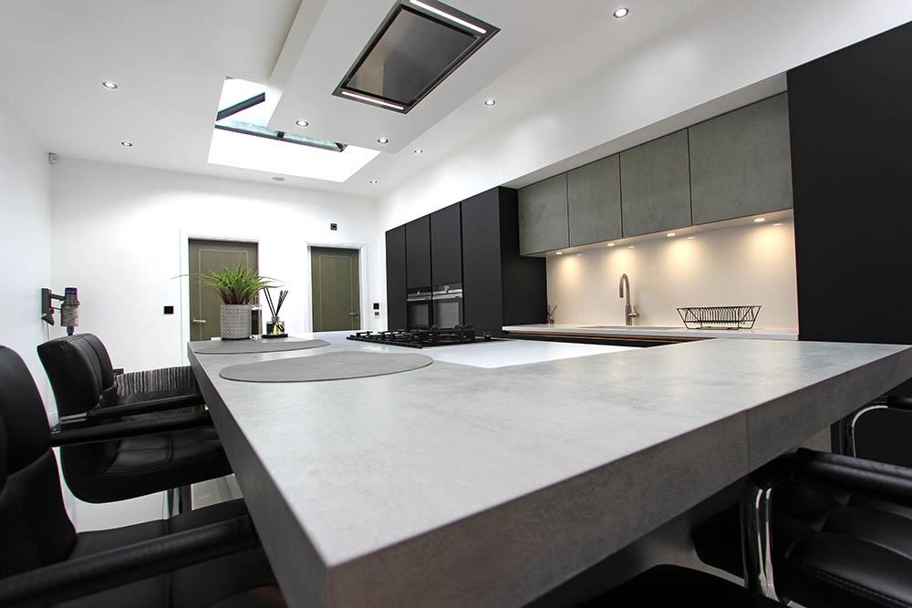 Schuller kitchens project in Blackburn