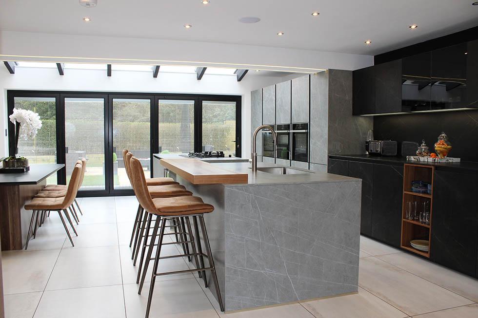 Customer Project - Next 125 Designer kitchen