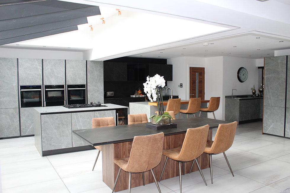 Next 125 Designer kitchen project