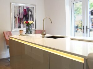 Schuller Crystal Grey Gloss Cheshire