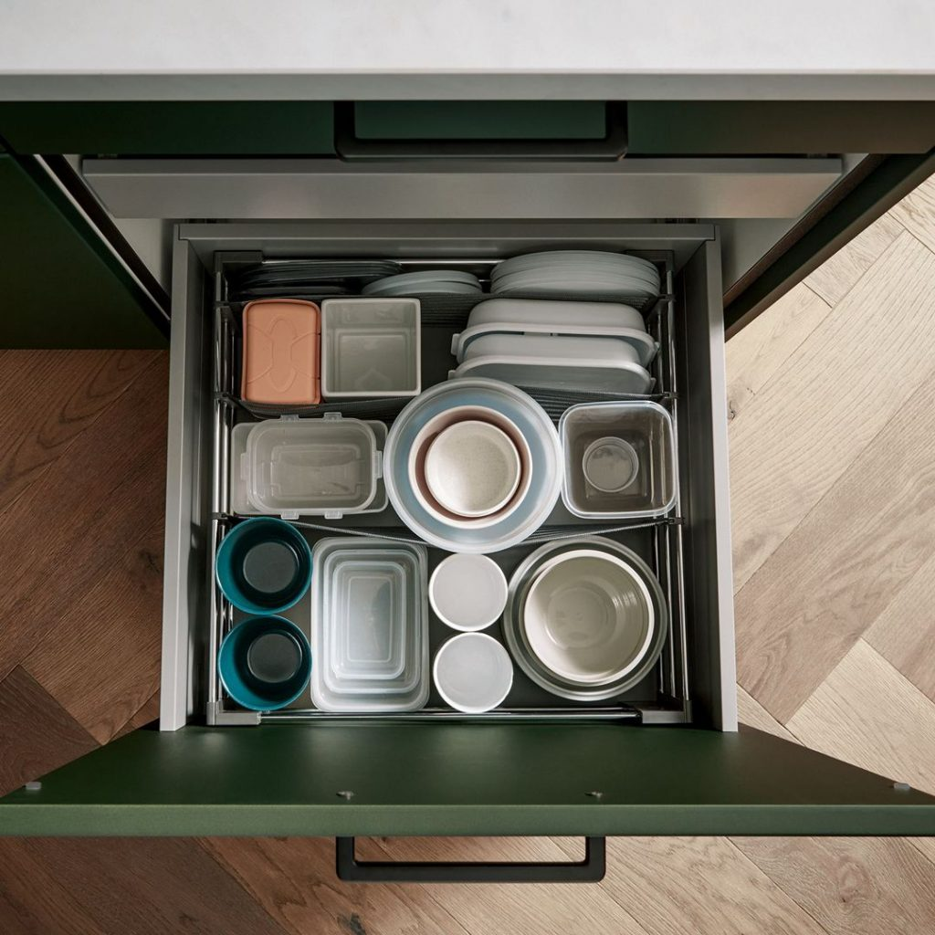 Drawer inserts and Organisers Schuller Siena