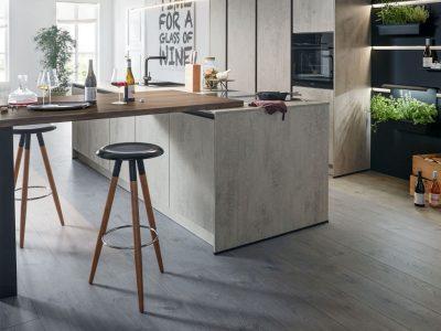 Schuller Elba K023 Concrete quartz grey