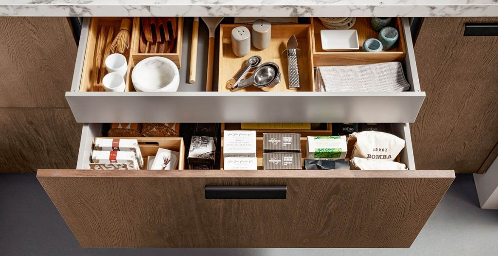 Schuller Rocca - drawer inserts
